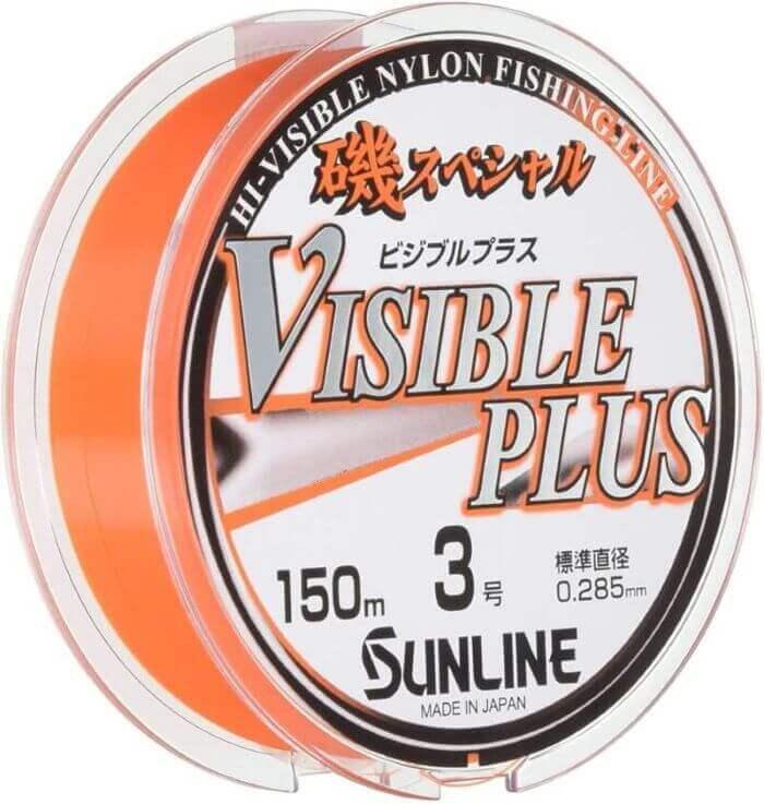 ビジブルプラスオレンジ3号