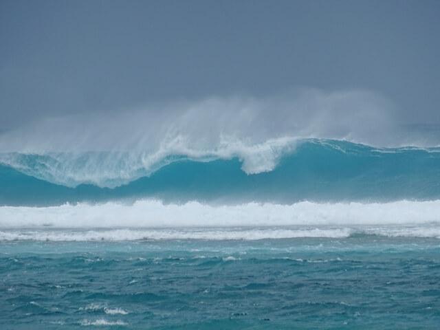 高波の画像